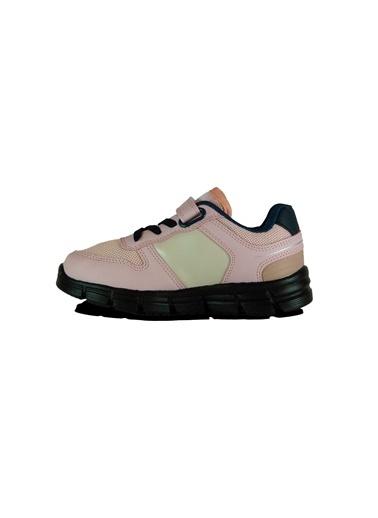 Hummel Çocuk Ayakkabı Porter 210943-3655 Pembe